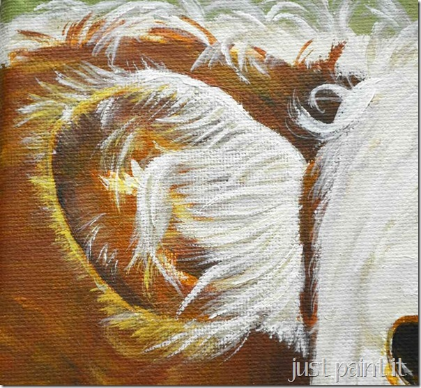 Cow-Painting-I