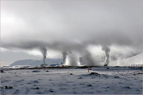 Gateway To Hell – Námaskarð, Iceland 04