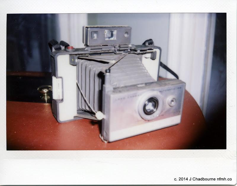 Polaroid 103 Shot on It's