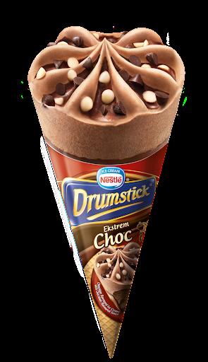 Nestle Drumstick Ekstrem Choc - Top View.png
