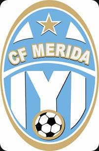 LOGO Club de Fútbol Mérida 2011