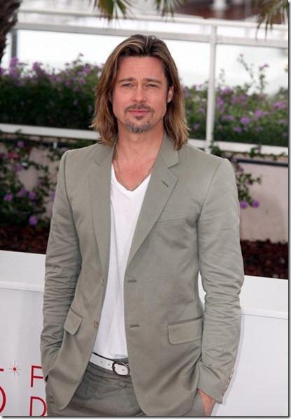 Brad Pitt attending photocall film Killing MPkdjw35Lwol