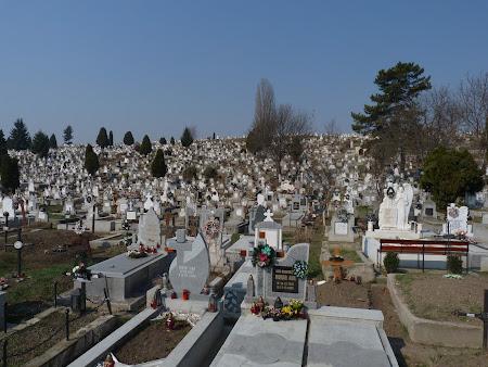 Imagini Romania: Cimitir Alba Iulia