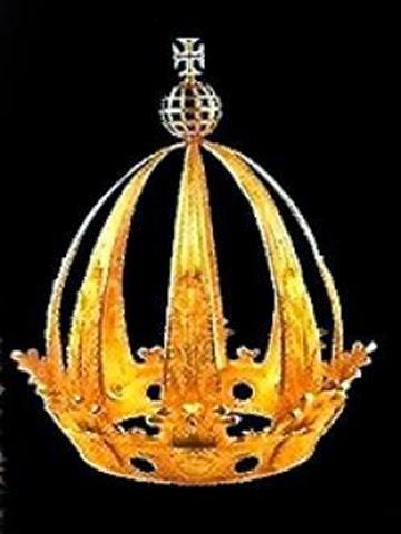 Corona de Pedro I