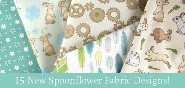 2014 May 12 Spoonflower fabric designs