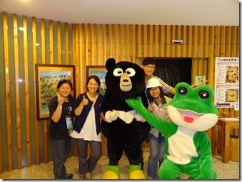 1000817 青蛙先生與黑熊相見歡