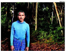 indian man single handedly plants a 1 360 acre forest