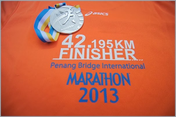 PBIM 2013 Finisher T