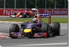 Ricciardo vince il gran premio del Canada 2014