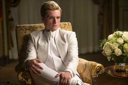 Josh Hutcherson - Mockingjay Part 1