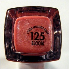 L'Oreal Bloom Infallible Gloss