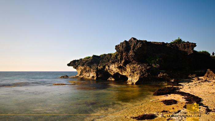 Bolinao Rock Formation at Patar's Coastal Landscapes