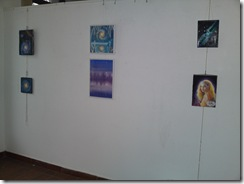Expozitie de pictura galeria AAP Herastrau