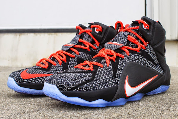 Release Reminder Nike LeBron 12 8220Court Vision8221