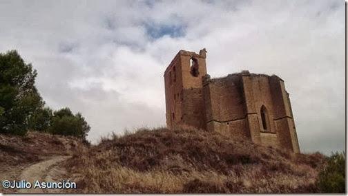 Iglesia del Cristo - Caparroso