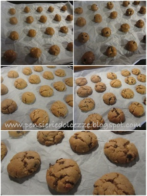 Flourless Peanut Butter Cookies 1