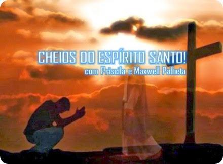 cheios do espírito santo - a igreja em ação
