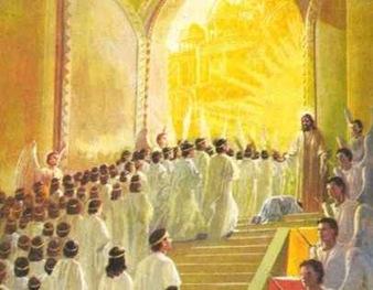 reino de deus nos céus