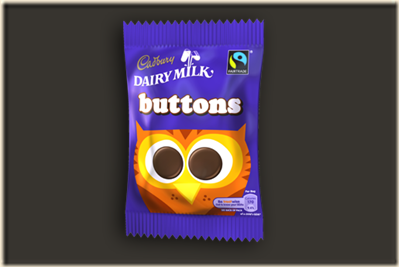 cadbury buttons