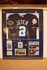 Sports Jersey Picture Frames in Long Island, New York