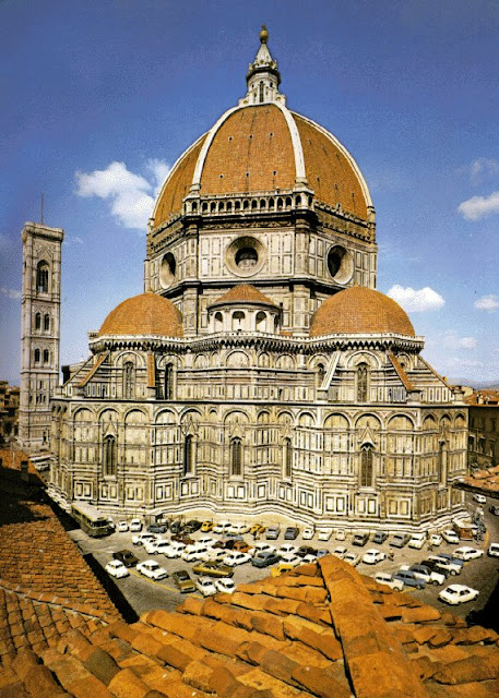 Cupula de la catedral de florencia de brunelleschi Arquitectura quattrocento caracteristicas