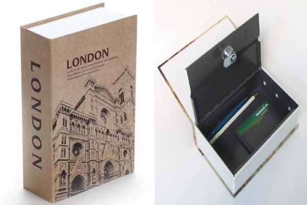 Livro-Cofre-London