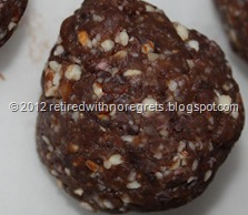 Raw Chocolate Ball