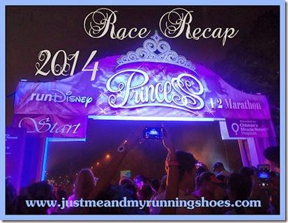 Princess Half Marathon 2014