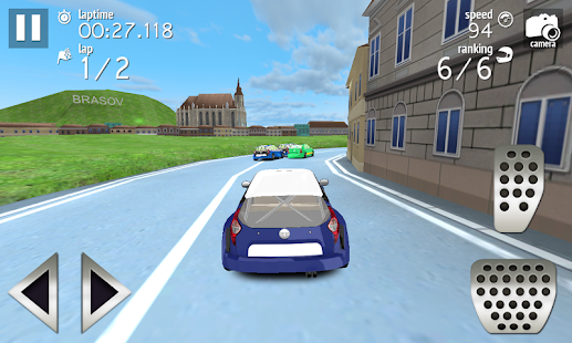 Romanian Racing 2 - screenshot