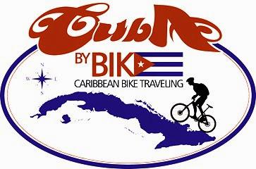 Logotipo Cuba By Bike