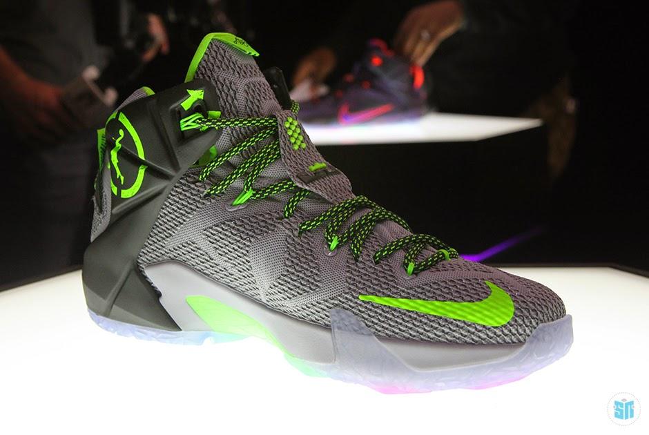 447066e67fea ... Detailed Look at Upcoming Nike LeBron 12 8220Dunk Force8221 aka Dunkman
