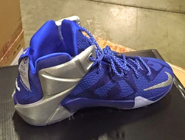 This Dallas Cowboys Looking Nike LeBron 12 Drops on March 14th