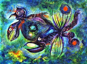 Crablike Creature