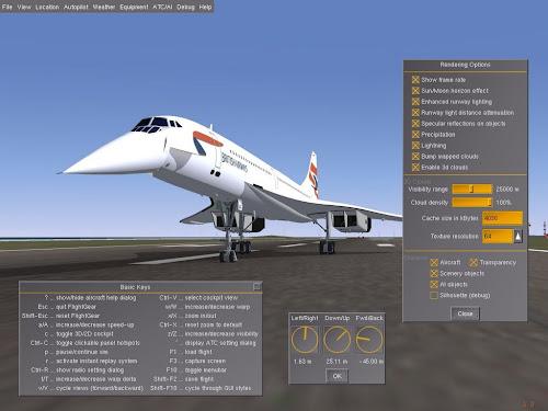 FlightGear 2.8.0 su Ubuntu
