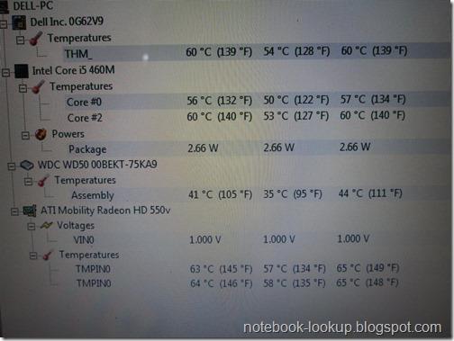ทำระบบระบายความร้อน Dell Inspiron N5010