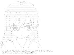 [AA]Shiguma Rika (Boku wa Tomodachi ga Sukunai)