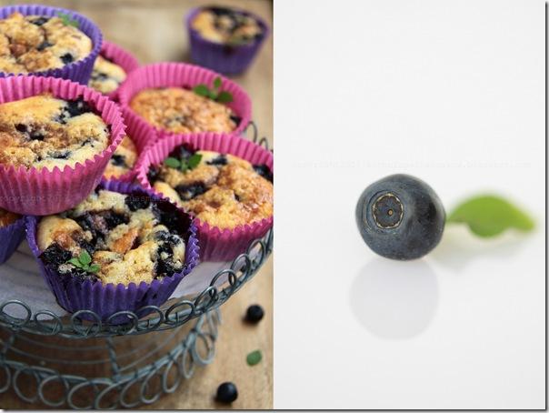 Muffinki z jagodami i białą czekoladą4