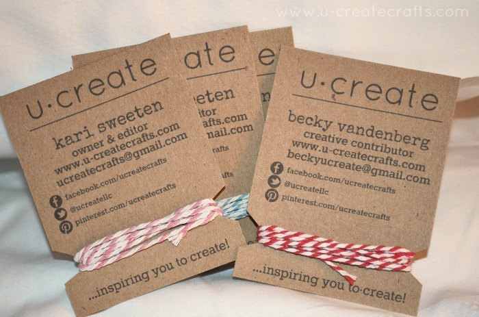spool business card tutorial at www.u-createcrafts.com