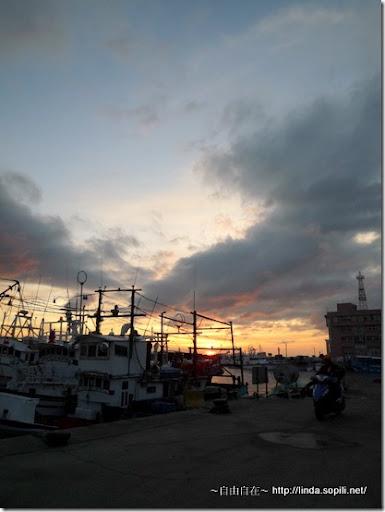 漁人碼頭-夕陽