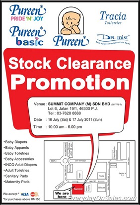 Pureen-Stock-Clearance-Promotion-2011-EverydayOnSales-Warehouse-Sale-Promotion-Deal-Discount