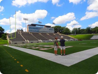 paul and john stadium field