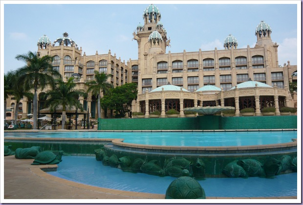 The-Palace-of-the-Lost-City-Sun-City-África-do-Sul-Piscina