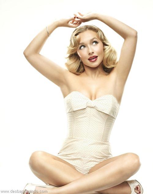 hayden panettiere linda sensual sexy sedutora heroes desbaratinando  (100)