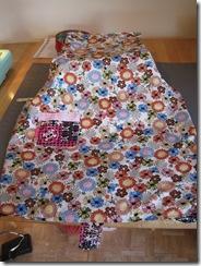 apron floral side