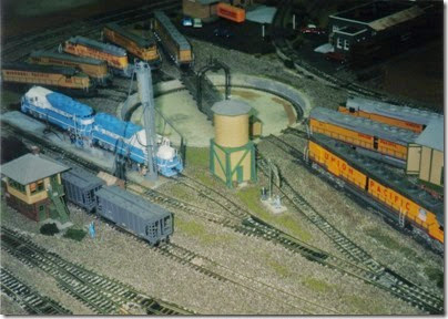 05 LK&R Layout at GATS in Portland, Oregon in October 1998