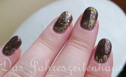 kleancolor chunky holo black design 2