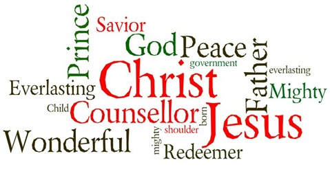 Birth of Jesus Wordle
