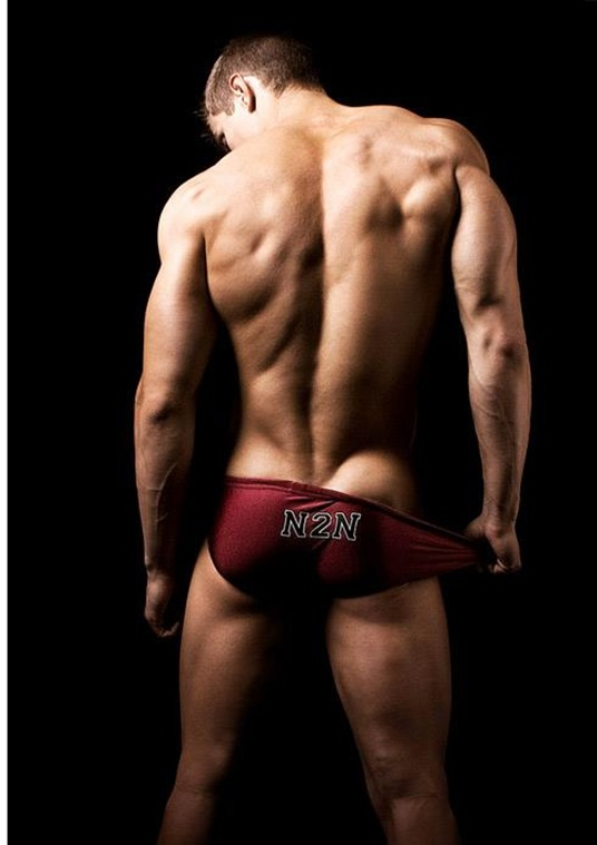 unknown model for n2n underwear
