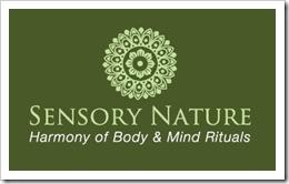 logo sensory nature de maystar