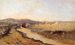 paisagem-com-rio-e-barco-ao-seco-em-sao-paulo-giovanni-battista-castagneto